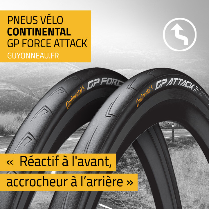 Pneus Grand Prix Force Attack