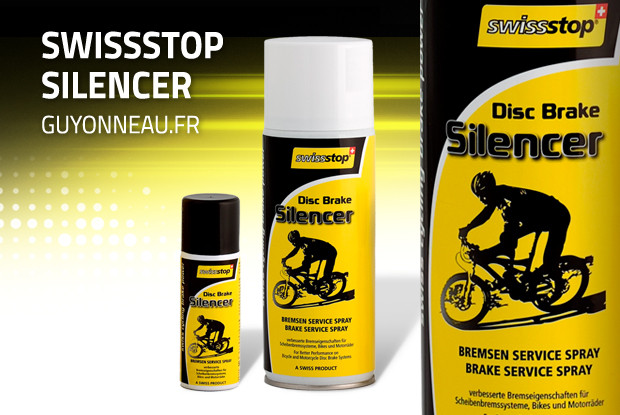 Disc Brake Silencer SwissStop