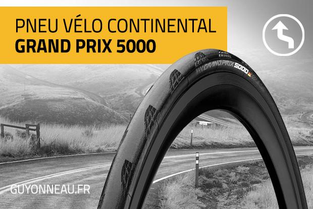 Pneu Continental Grand Prix 5000 / TL