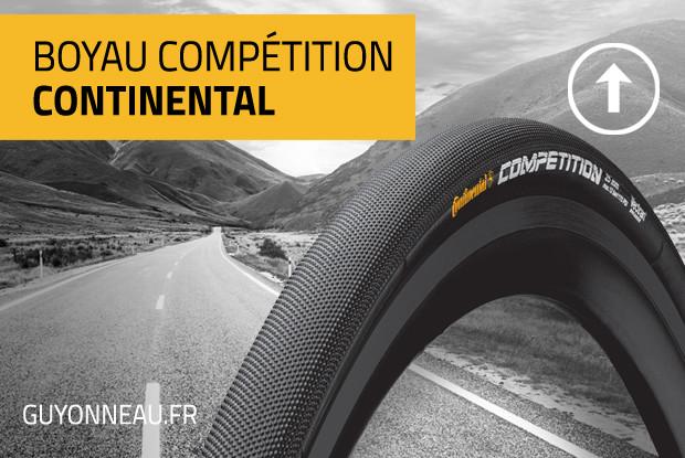 Boyau Compétition Continental, roi du WorldTour.