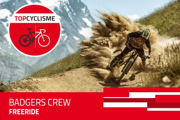 Vélo et voyages, la vie des Badgers Crew