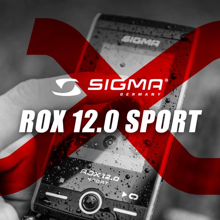 Rox 12.0 Sport 100% étanche.