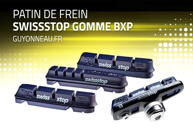 Swissstop BXP, la gomme pour jante alu