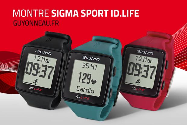 Objectif santé avec Sigma ID.LIFE !