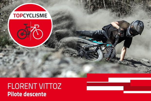 Florent Vittoz, le VTT sans prise de tête