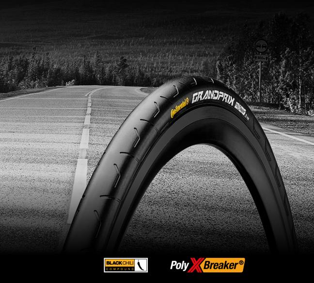 Continental Grand Prix: rendement et endurance. Le meilleur rapport qualité/prix