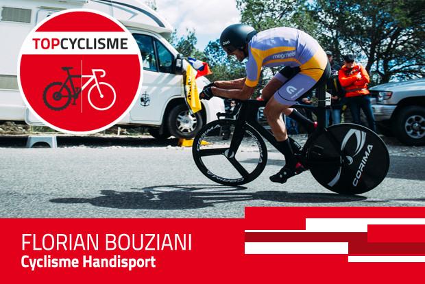 Florian Bouziani veut se qualifier pour Tokyo 2020.
