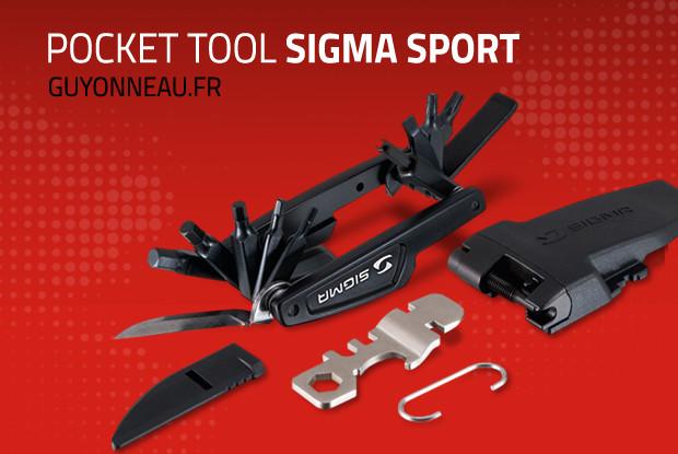 Sigma Pocket Tool, ne restez pas en rade.