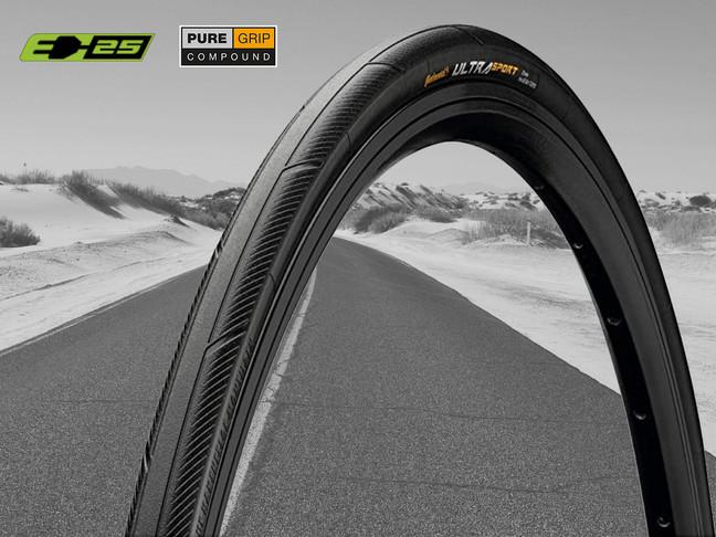 Continental Ultra Sport III: le pneu d'entraînement encore plus performant