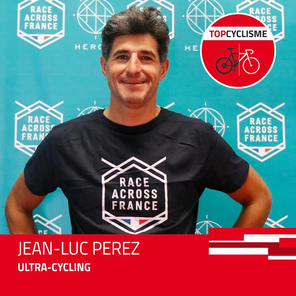 Jean-Luc Perez ultracycling