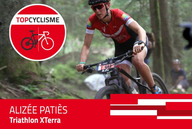 Alizée Patiès débute fort en XTerra