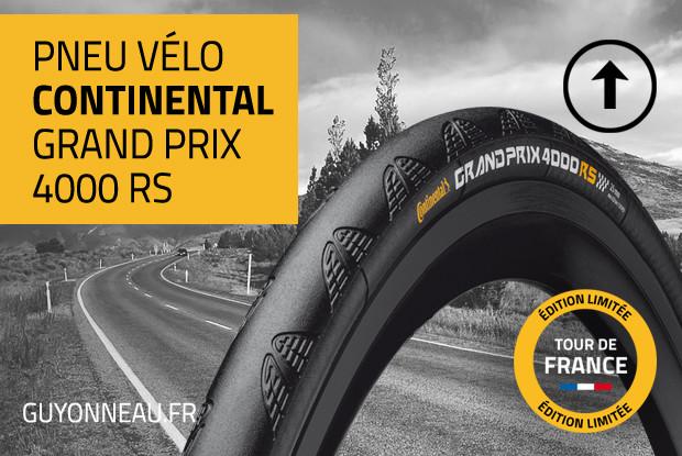 GP 4000RS Edition limitée Tour de France