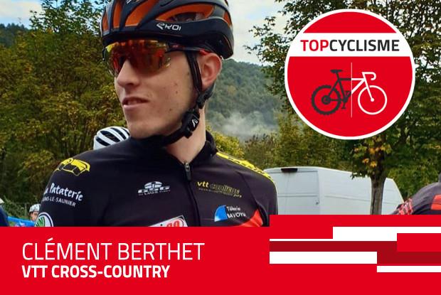 Clément Berthet veut devenir champion de France