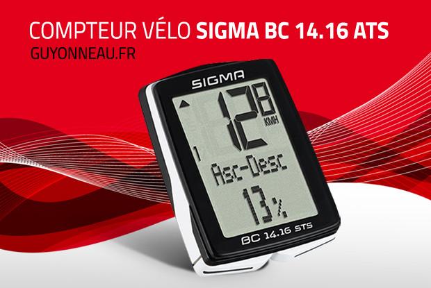 Sigma BC 14.16 STS, le montagnard