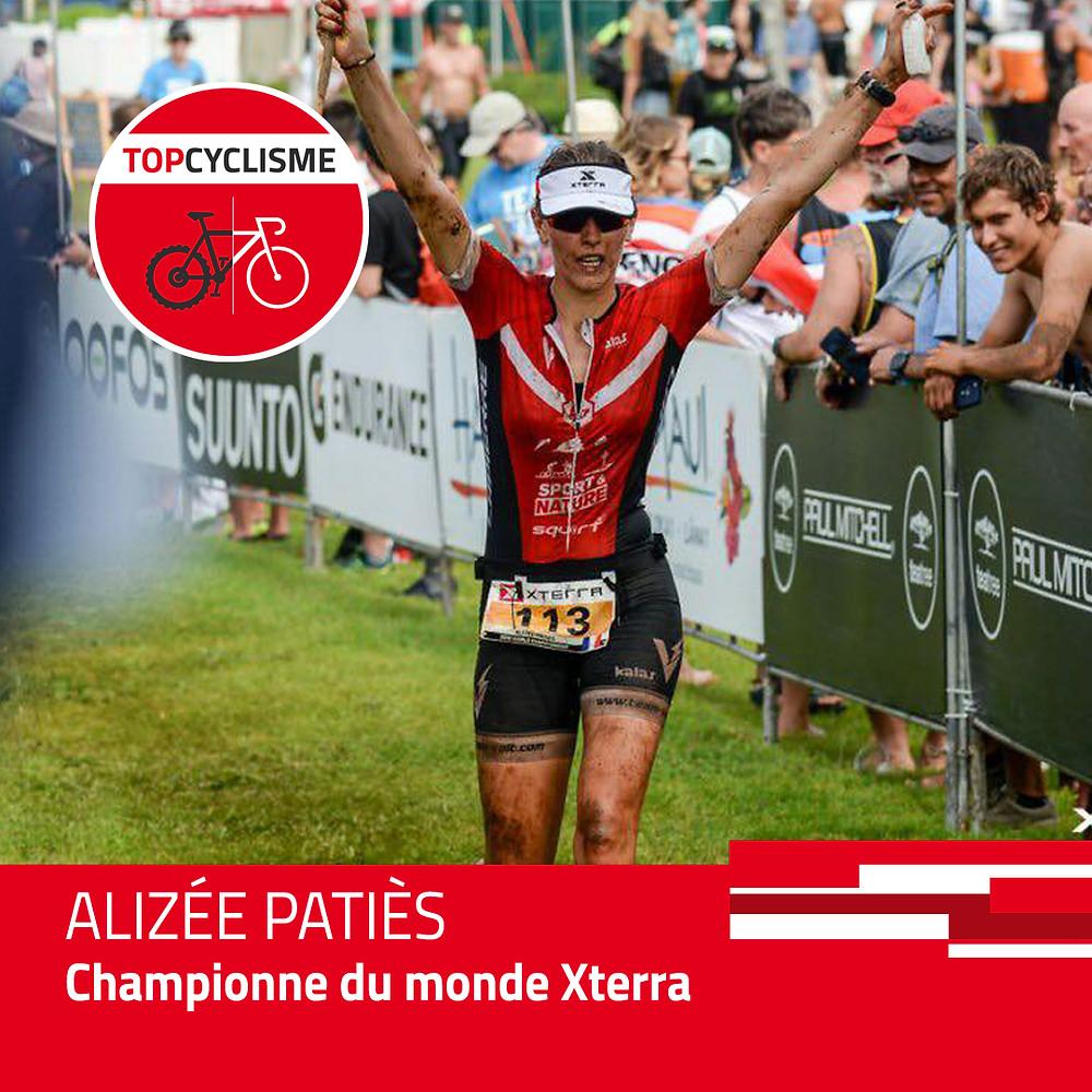 Alizée Paties triomphe à Hawaï !