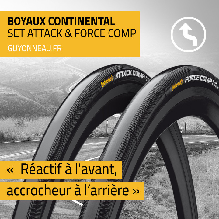Boyaux Continental Attack et Force Comp.