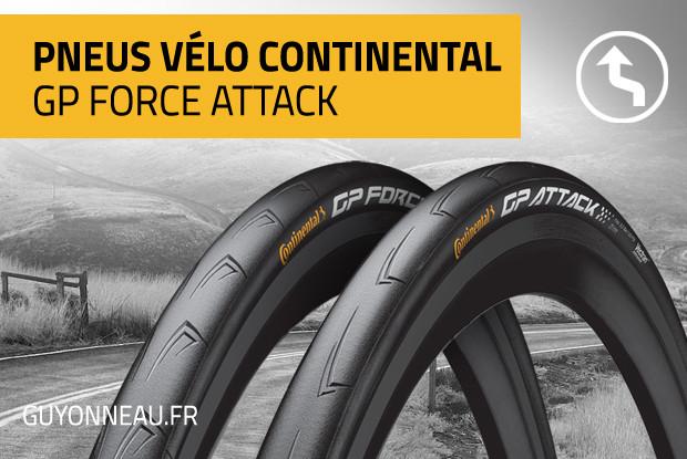 Continental Grand Prix Attack & Force