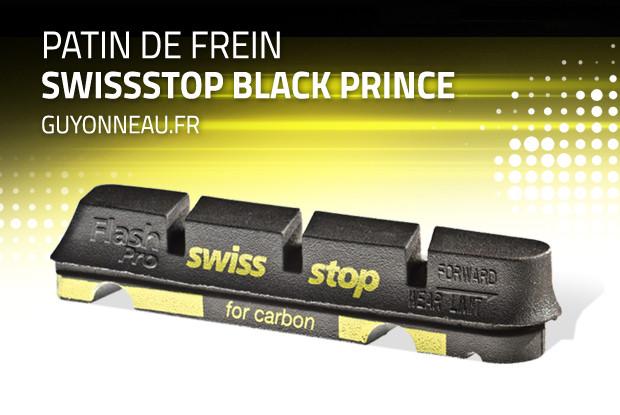 SwissStop Black Prince, freinage sûr!
