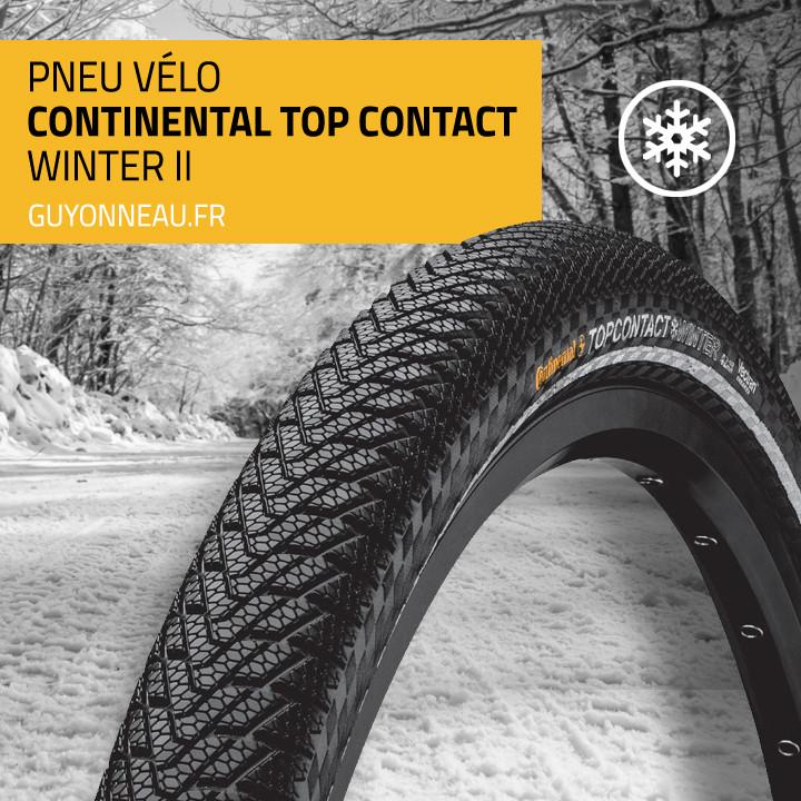 Pneu neige Continental Top Contact Winter Premium