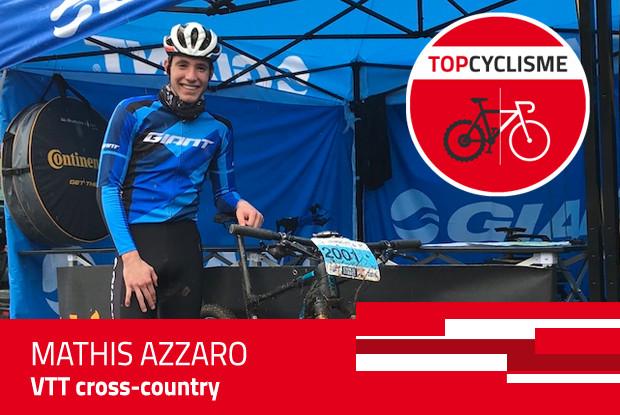 Mathis Azzaro, focus sur le Mondial