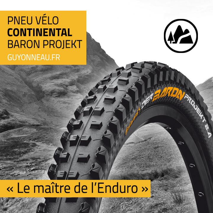 pneu vtt Continental Baron Projekt