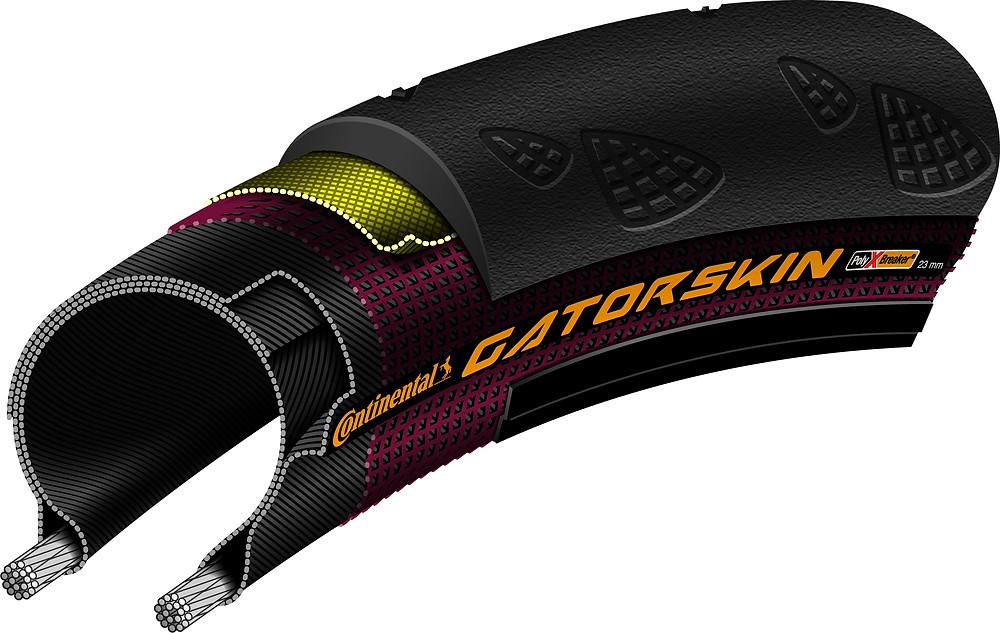 pneu Continental Gatorskin