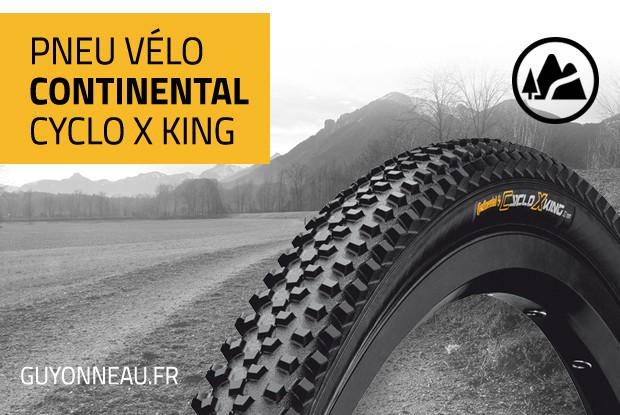 Cyclo X King, le roi du cyclo-cross