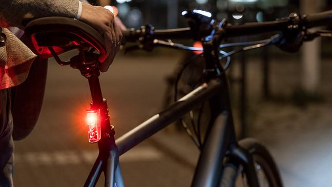 Nouvel éclairage arrière Sigma BLAZE: puissant et innovant