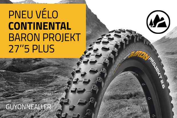 Continental Baron Projekt 27.5'' Plus