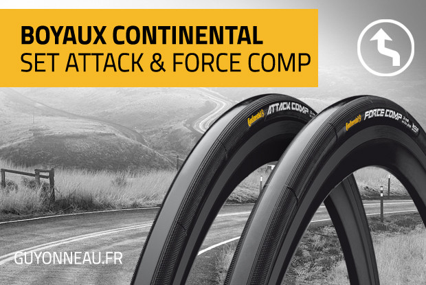 Boyaux Continental Attack / Force Comp