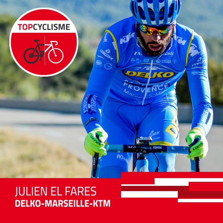 Julien El Fares, Team Delko-Marseille