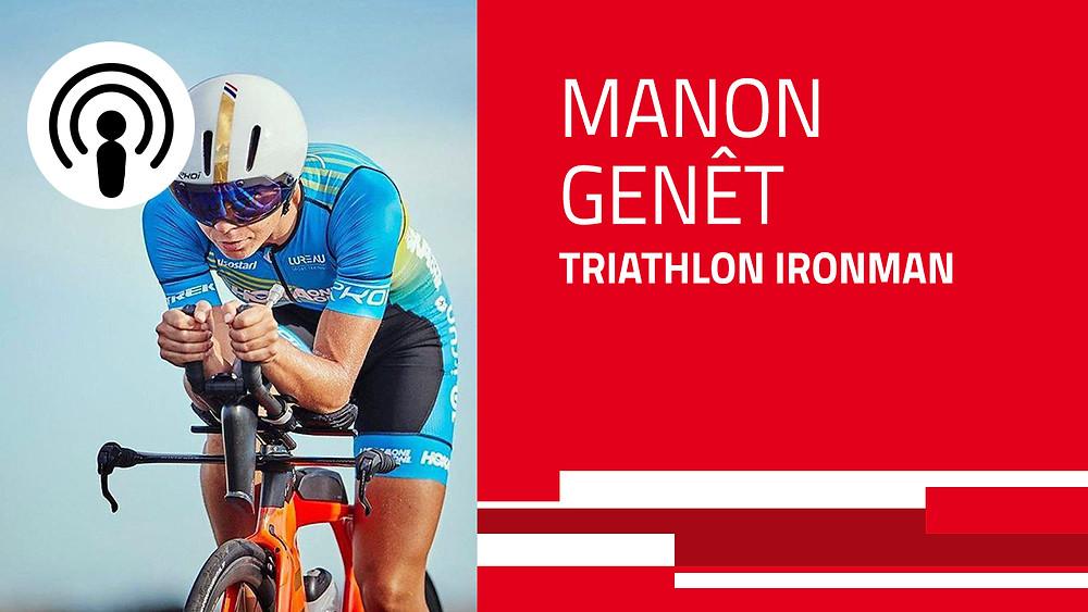 Manon Genêt Triathlon Longue Distance