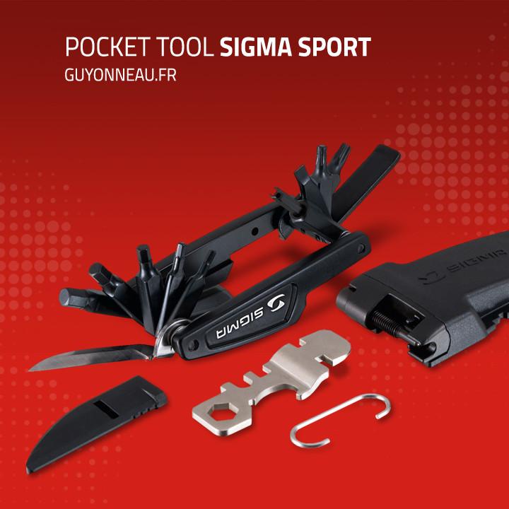 Pocket Tool Large Sigma Sport