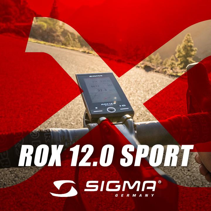 Rox 12.0 Sport signé Sigma.