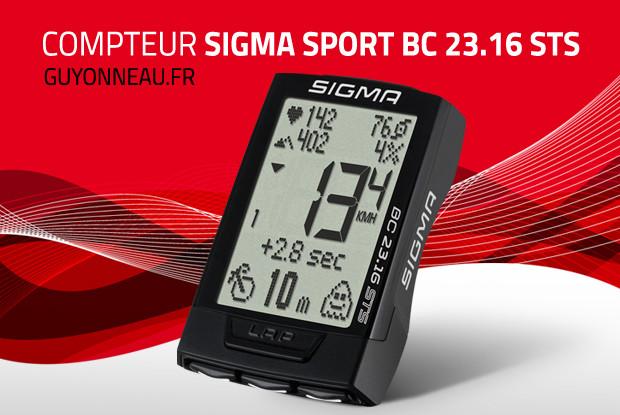 Sigma BC 23.16 STS SET