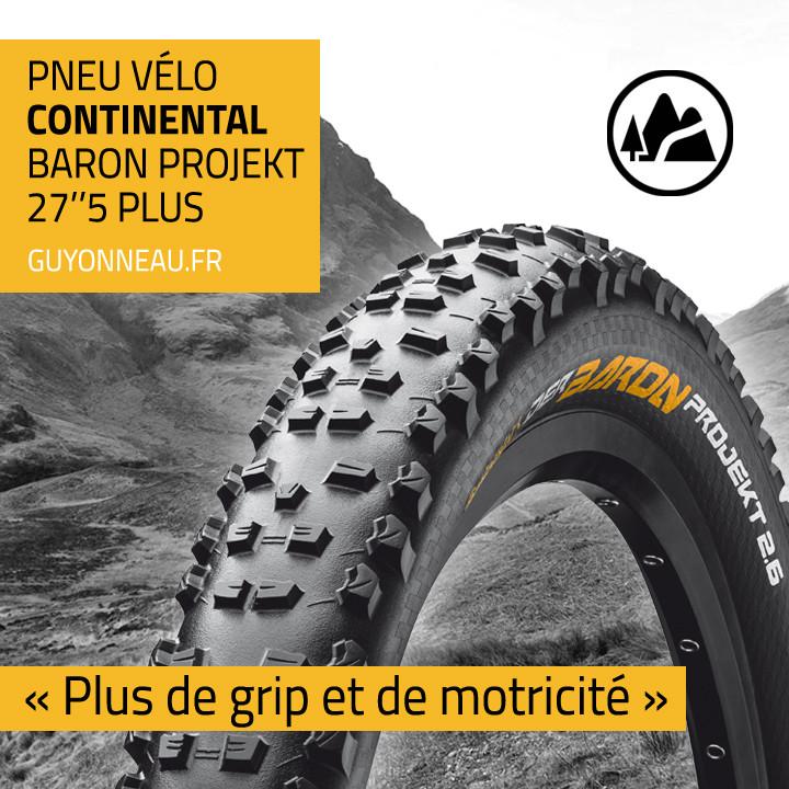 Der Baron Projekt 27''5 Plus