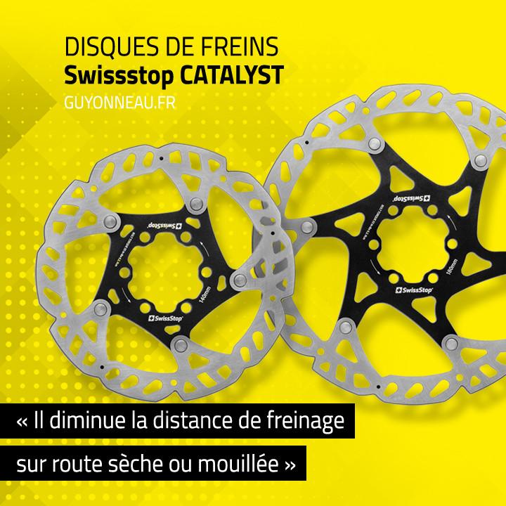 Disque de frein vtt Catalyst Swissstop