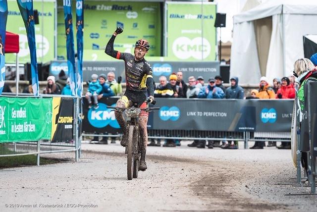 Clément Berthet vainqueur à Heubach (Allemagne)