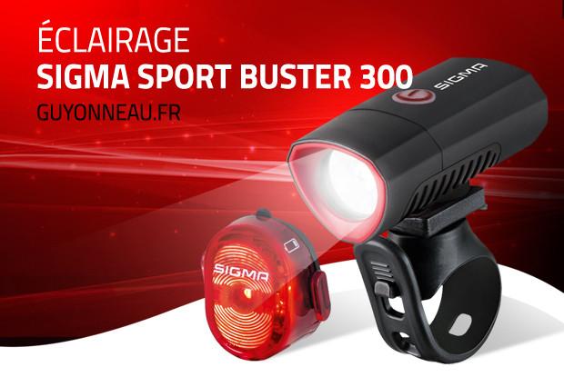 Sigma Buster 300: puissant et polyvalent
