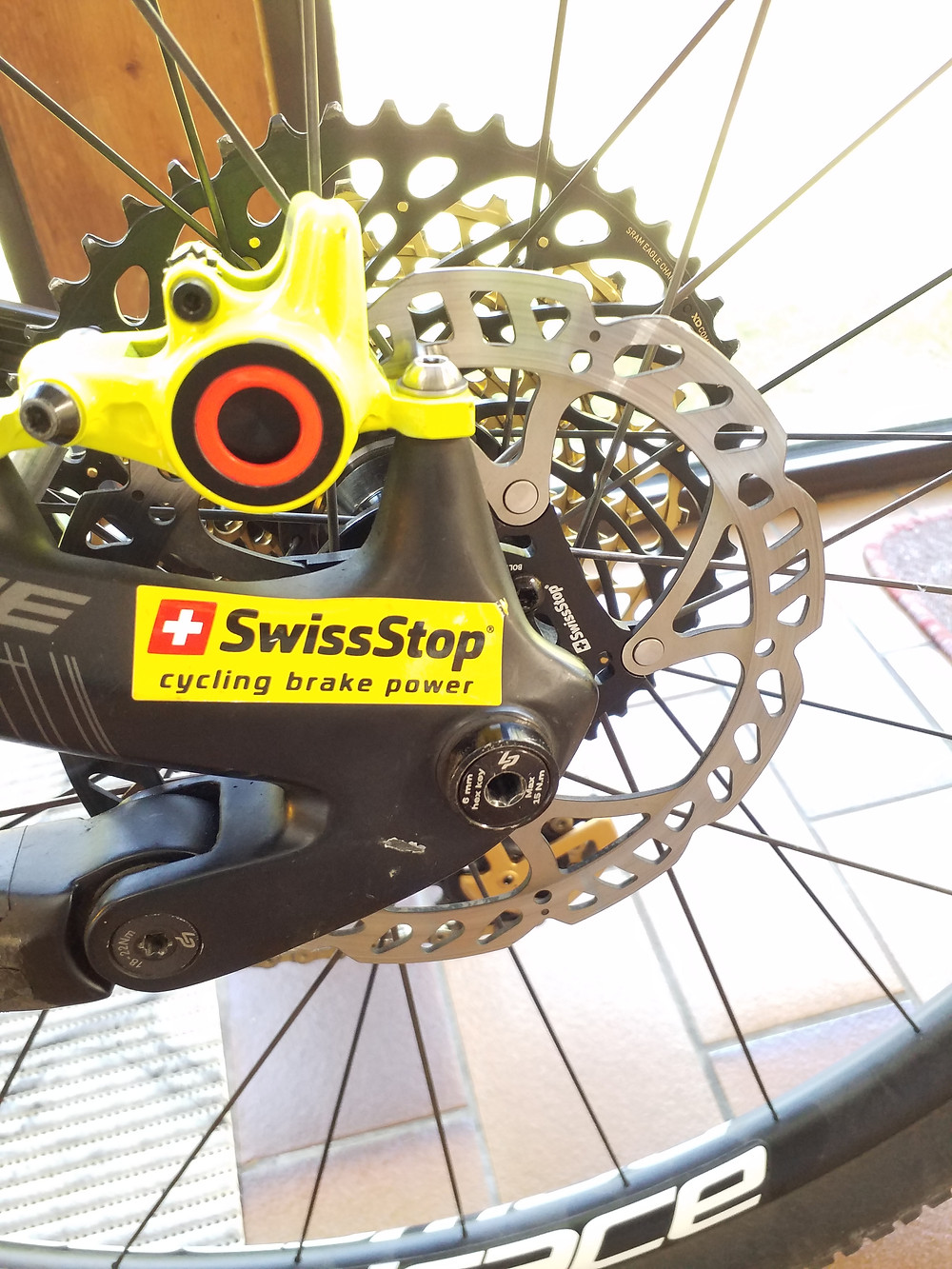 Disque Catalyst SwissStop