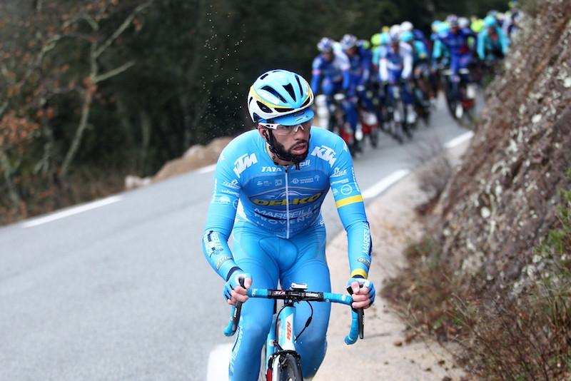 Julien El Fares à l'attaque.