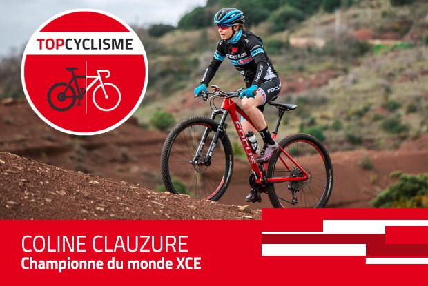Coline Clauzure, une championne explosive et discrète