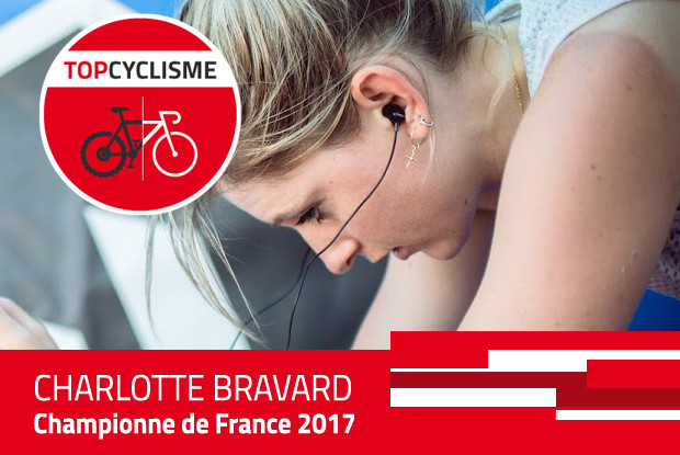 Charlotte Bravard rêve de Plouay
