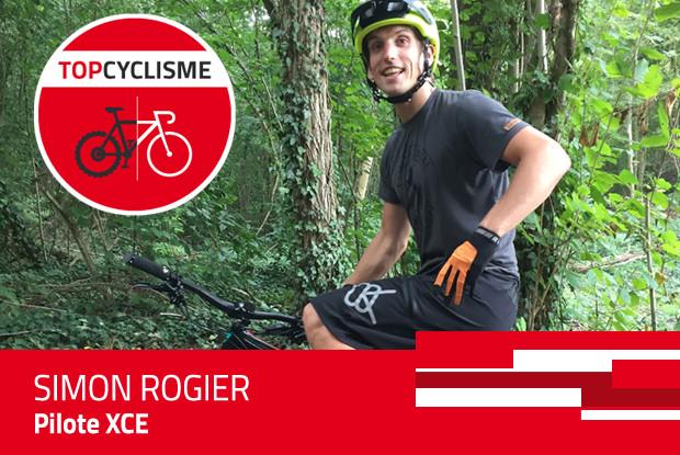 Simon Rogier, toujours d'attaque!