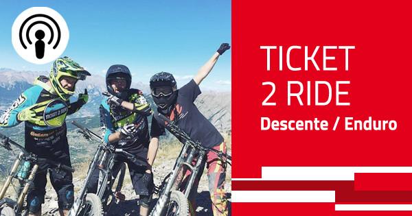 Les Ticket 2 Ride !