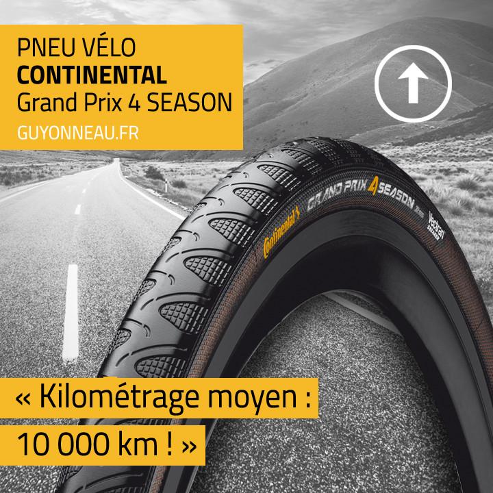 Pneu Continental Grand Prix 4 Season