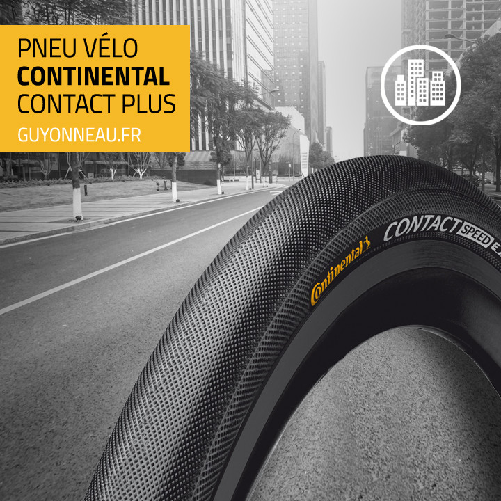 Pneu Continental Contact Speed
