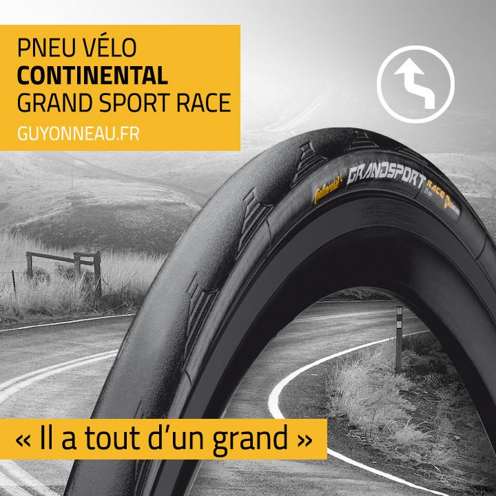 Pneu vélo Grand Sport Race Continental
