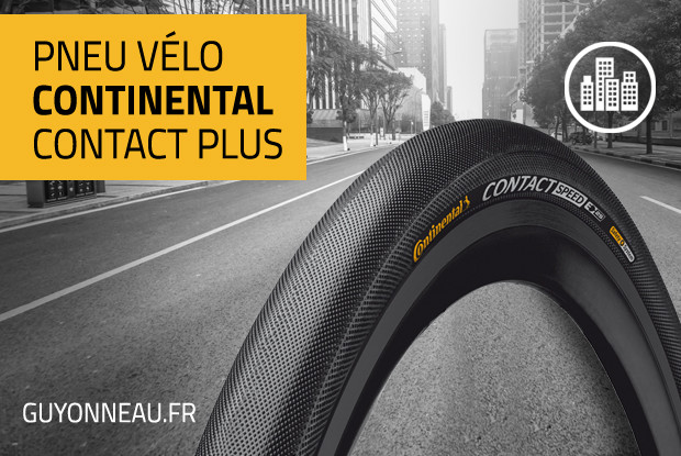Continental CONTACT Speed, urban style