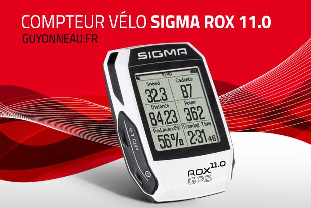 Repousse tes limites avec le Sigma Rox 11